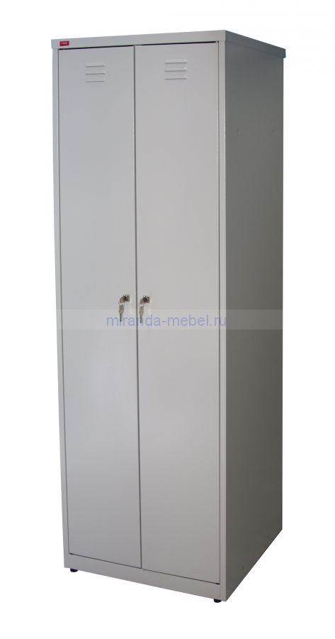 Шкаф металлический для одежды ШРМ АК 500