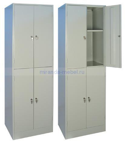 Архивный шкаф ШРМ - 24.0  (пакс)
