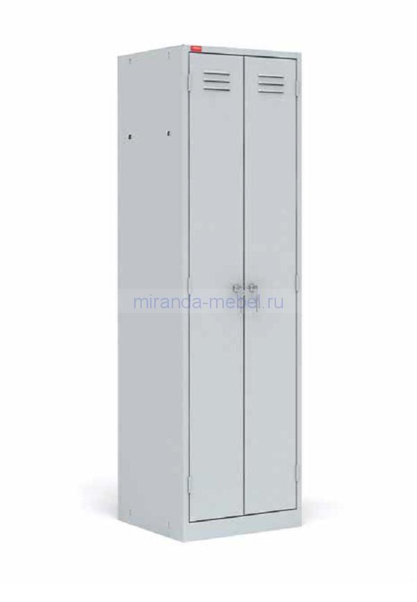 Шкаф металлический для одежды ШРМ 22
