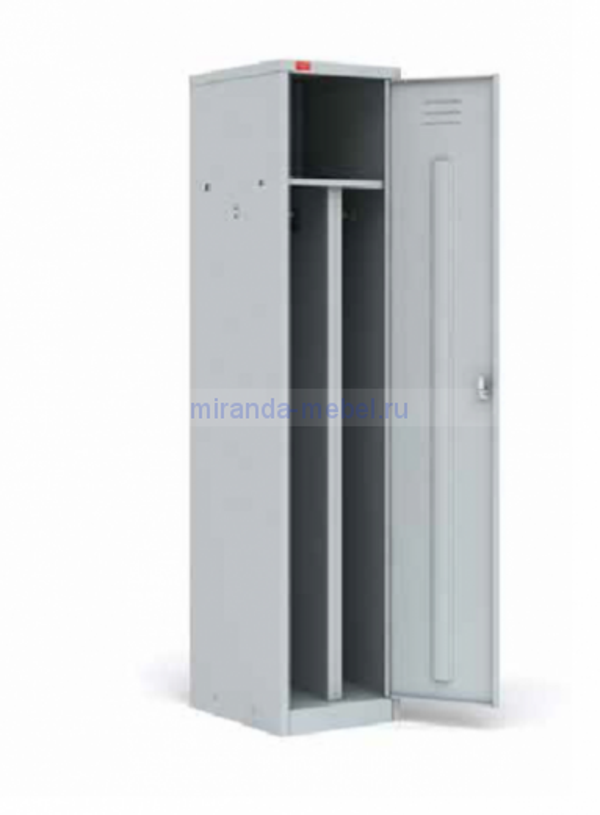 Шкаф металлический для одежды ШРМ 21