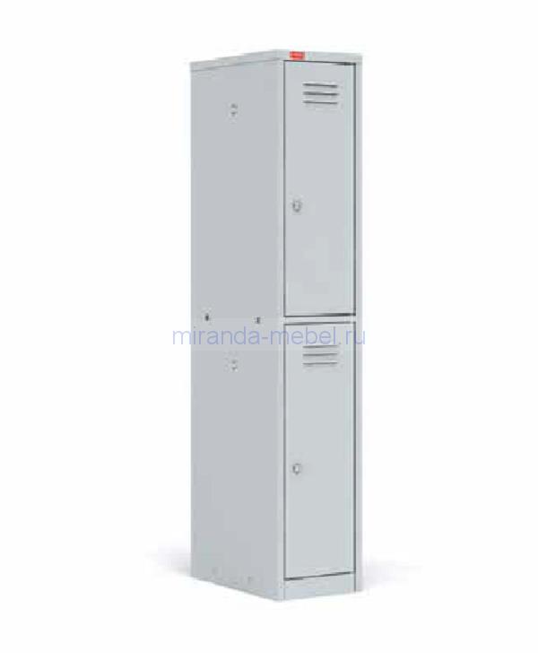 Шкаф металлический для одежды ШРМ 12